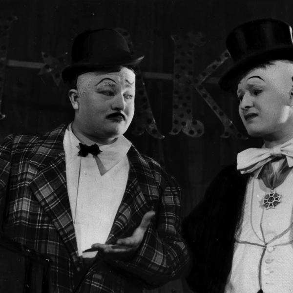 dramatický kroužek děti werichova vila kampa dramaťák